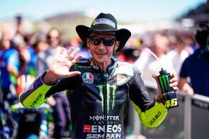MotoGP | MotoGPアメリカズGPで一時トップ走行のロッシ、2戦連続2位獲得も「優勝できず残念」と胸中は複雑