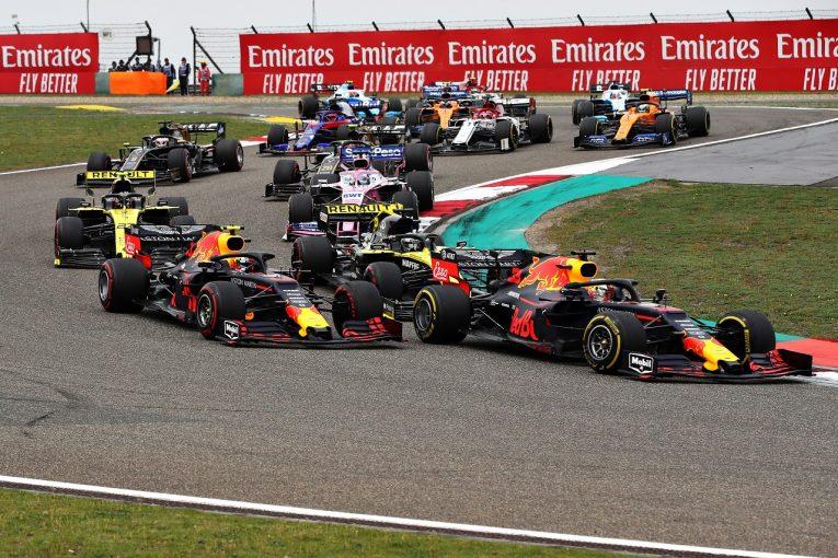 F1 | 「今年は決勝スタートがうまくいかない」。悩むフェルスタッペン、レッドブル・ホンダのアップグレードに期待