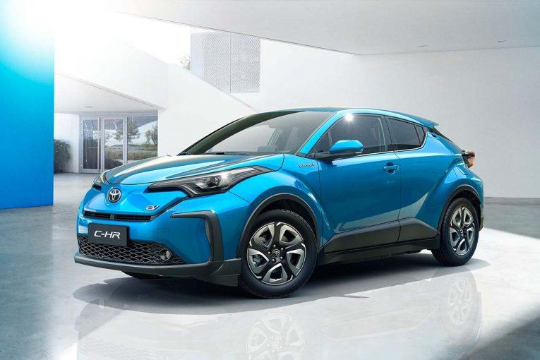 クルマ | トヨタ、コンパクトSUV『C-HR』のEV版を上海ショーでワールドプレミア