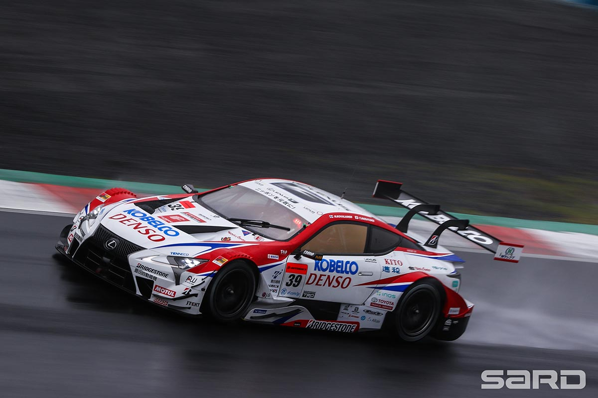 LEXUS TEAM SARD 2019スーパーGT第1戦岡山 レースレポート