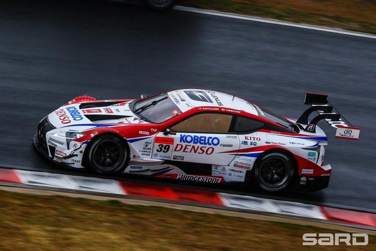 スーパーGT | LEXUS TEAM SARD 2019スーパーGT第1戦岡山 レースレポート