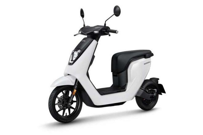 電動バイク『ホンダV-GO』