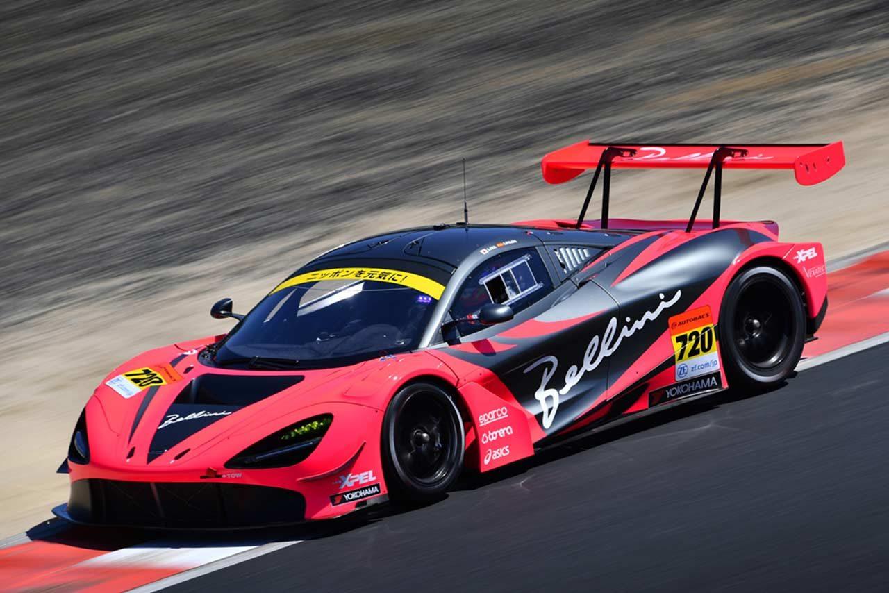 McLaren 720S/2019スーパーGT第1戦岡山