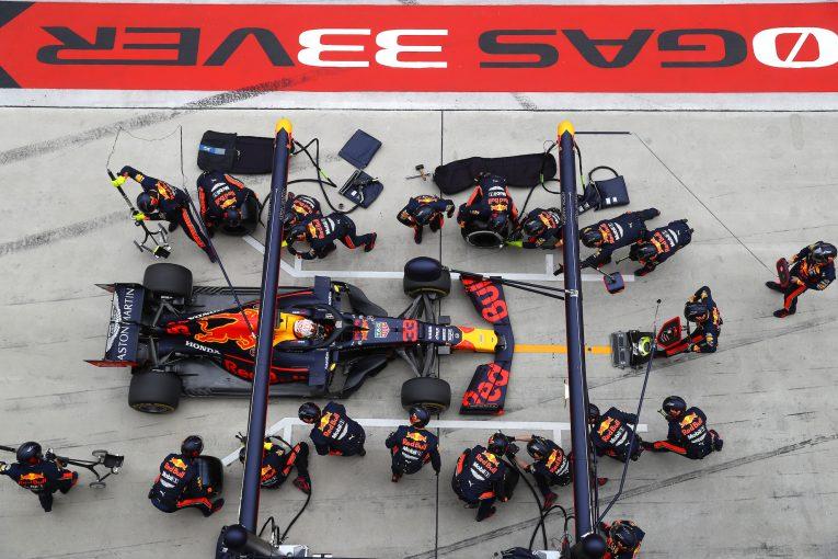 F1 | F1アゼルバイジャンGP全ドライバーのタイヤ選択:レッドブル・ホンダのふたりはソフトタイヤを多めに選択