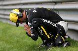 F1 | ルノーF1のリカルド、最近の成績低迷で批判を受けるも意に介さず。「何をすべきかは分かっている」