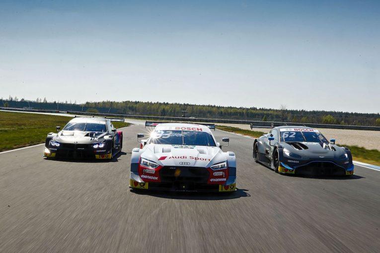海外レース他 | DTM:ロイック・デュバルが開幕前テスト初日最速。フィッティパルディはWRTアウディをドライブ