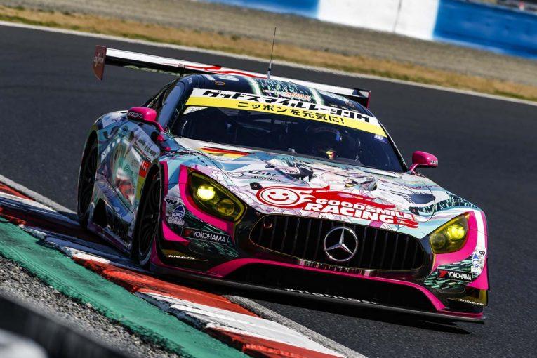 スーパーGT | GOODSMILE RACING & TeamUKYO 2019スーパーGT第1戦岡山 レースレポート