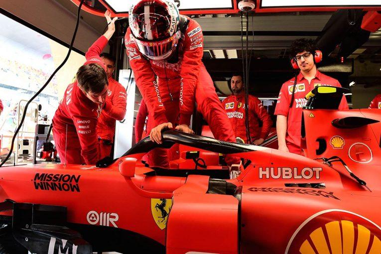 F1 | 【F1中国GP無線レビュー】チームオーダーで4位を失ったルクレール「すごくタイムロスしているよ。どうしてほしいんだ?」