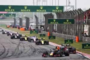 F1 | スタートに苦戦するフェルスタッペン「ホンダのパワーユニットで良いスタートができるよう試行錯誤している」