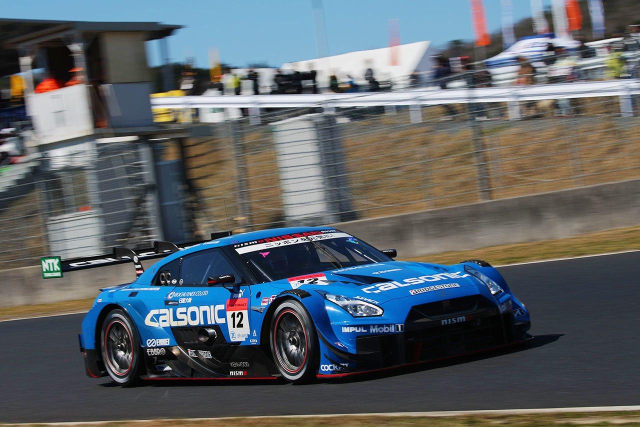 スーパーGT第1戦岡山でも速さを発揮したカルソニック IMPUL GT-R