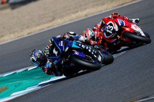 MotoGP | 高橋巧とギリギリのバトルを繰り広げた中須賀克行