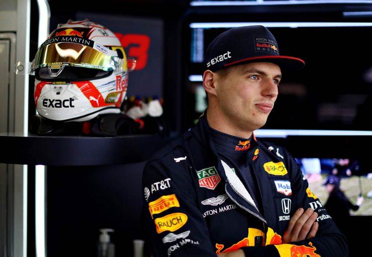 F1 | F1開幕戦を心待ちにするフェルスタッペン「レッドブル・ホンダでタイトルを獲ることしか考えていない」
