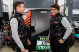 WRTから2019年のDTMへの参戦が決定したピエトロ・フィッティパルディ(右)