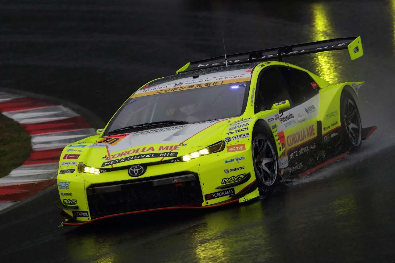 30号車TOYOTA GR SPORT PRIUS PHV apr GT 2019スーパーGT第1戦岡山 レースレポート