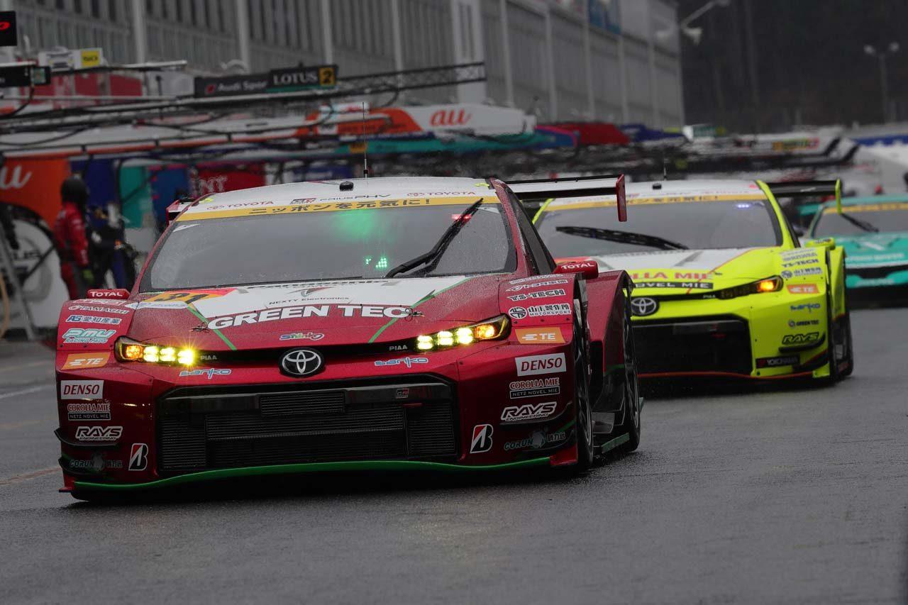 31号車TOYOTA GR SPORT PRIUS PHV apr GT 2019スーパーGT第1戦岡山 レースレポート