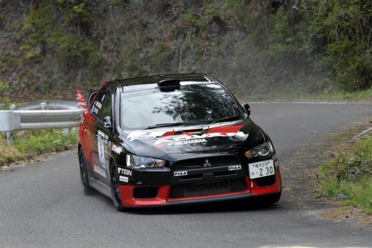 ラリー/WRC | 全日本ラリー第3戦:ミツビシの奴田原文雄が独走。ツール・ド・九州連覇で2019年シーズン初優勝