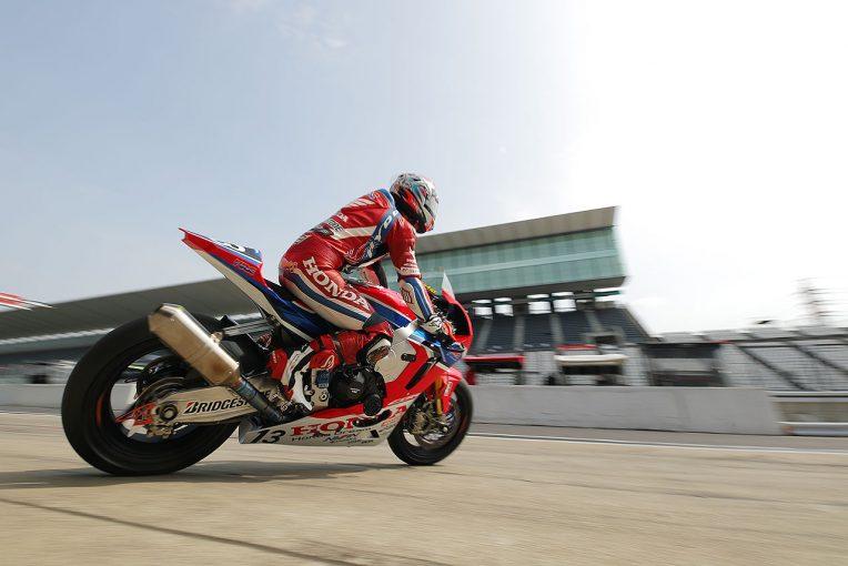 MotoGP   ホンダ高橋巧が開幕戦のリベンジに向け好発進/【タイム結果】2019全日本ロード第2戦鈴鹿ART走行