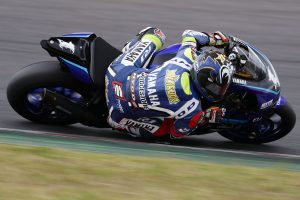 MotoGP | 中須賀克行(YAMAHA FACTORY RACING TEAM)