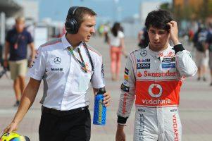 F1 | 2013年、マクラーレン所属時代のペレス