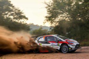 ラリー/WRC | 2018年に行われたラリー・アルゼンティーナの様子