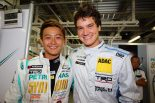 2015年にはスーパーGT鈴鹿で飯田章と3人で組んだ吉本とファーンバッハー。2018年はニュルもともに挑戦した。