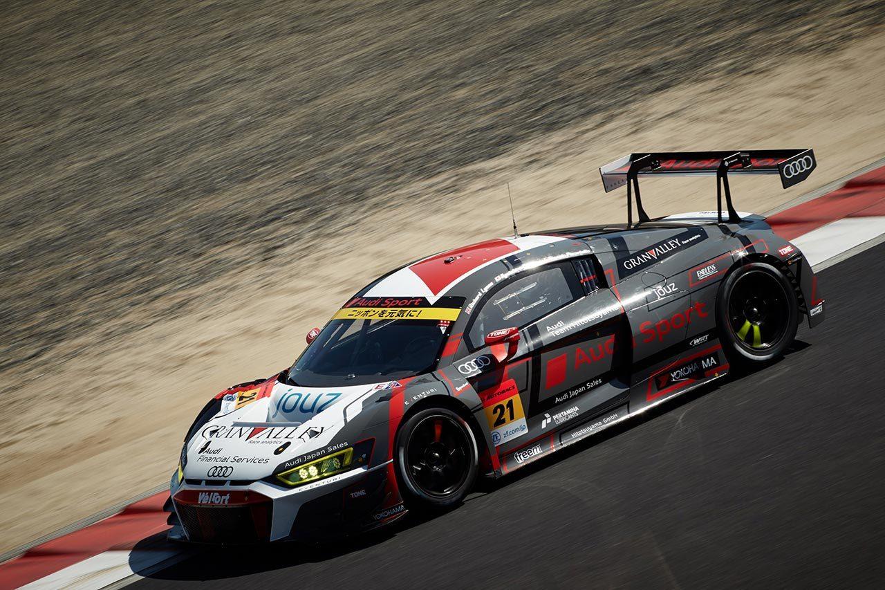 Audi Team Hitotsuyama 2019スーパーGT第1戦岡山 レースレポート