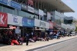 全日本F3選手権第1ラウンド鈴鹿の予選の様子
