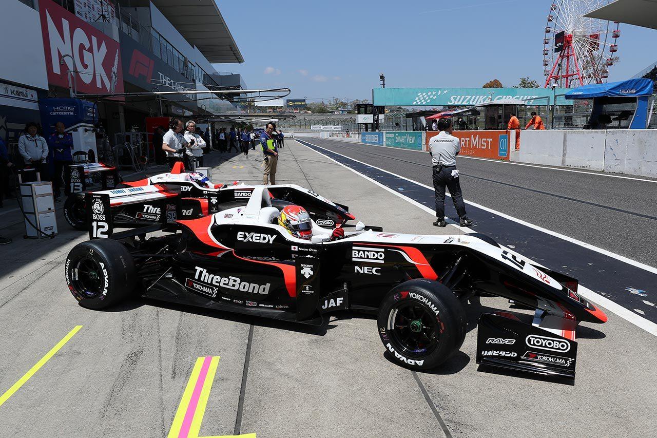 全日本F3選手権第1ラウンド鈴鹿:開幕ポールポジションは宮田莉朋が獲得! フェネストラズが続く