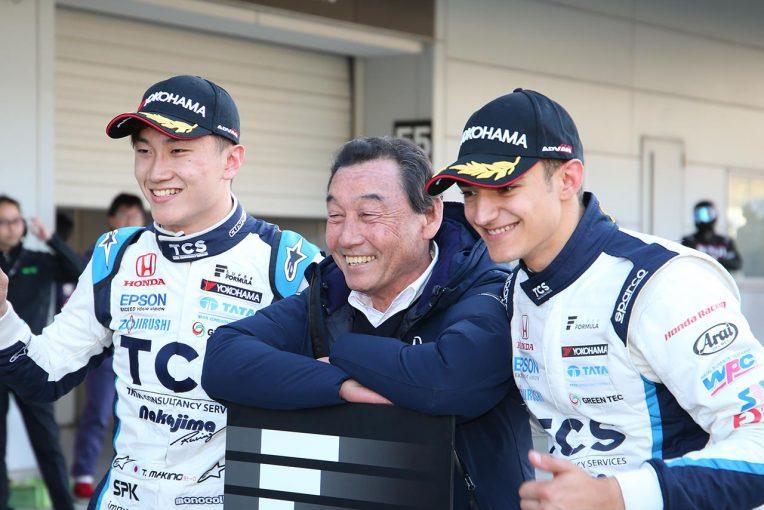 スーパーフォーミュラ | TCS NAKAJIMA RACING スーパーフォーミュラ第1戦鈴鹿 予選レポート