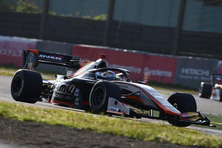 スーパーフォーミュラ | JMS P.MU / CERUMO・INGING Race Report スーパーフォーミュラ第1戦鈴鹿 予選レポート