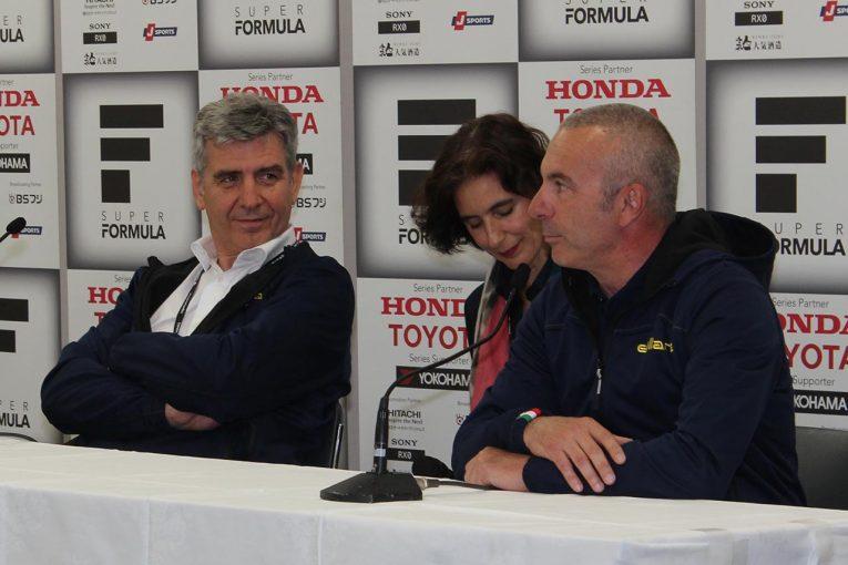 スーパーフォーミュラ | 「SF19は1コーナーで5Gの負荷がドライバーにかかる」ダラーラ社CEOが明かす、人間の限界に近い高性能フォーミュラカー