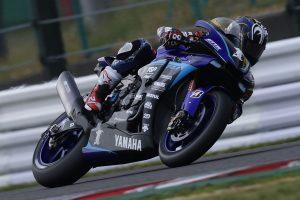 MotoGP | 決勝レース2前のウォームアップ走行は2番手で終えた中須賀克行(YAMAHA FACTORY RACING TEAM)