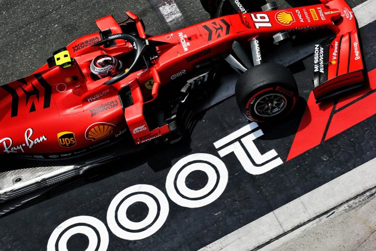 F1   ブリアトーレがフェラーリF1にもの申す。「彼らはメルセデスとの差を縮められない。技術面で迷走している」
