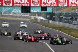 全日本F3選手権第1戦鈴鹿:スタートを決めたフェネストラズが宮田とのマッチレースを制し初優勝