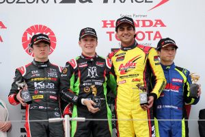 国内レース他 | 全日本F3選手権第1戦鈴鹿:スタートを決めたフェネストラズが宮田とのマッチレースを制し初優勝