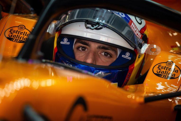 F1   「マクラーレンF1復活のプロジェクトを率いることは大きなモチベーションになる」とサインツJr.