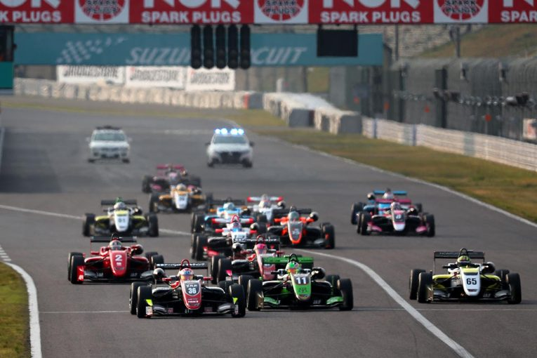 国内レース他 | 全日本F3選手権が2020年から『スーパーフォーミュラ・ライツ』へ。JAFが規定改正を発表
