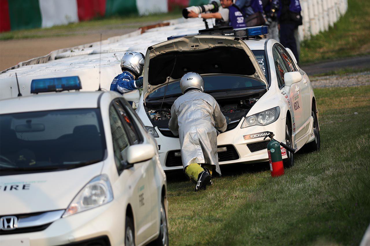 全日本F3選手権第2戦鈴鹿:スタートを決めた宮田莉朋が第1戦の雪辱を果たす。アーメドが2位に