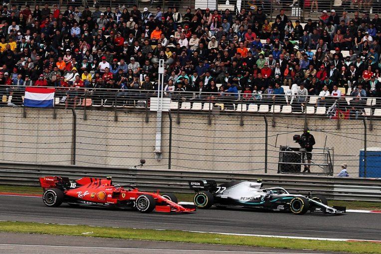 F1 | フェラーリ代表、ストレートでの圧倒的優位性を否定「むしろメルセデスの強さの秘密を知りたい」