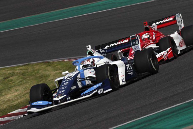 スーパーフォーミュラ | TCS NAKAJIMA RACING 2019スーパーフォーミュラ第1戦鈴鹿 決勝レポート