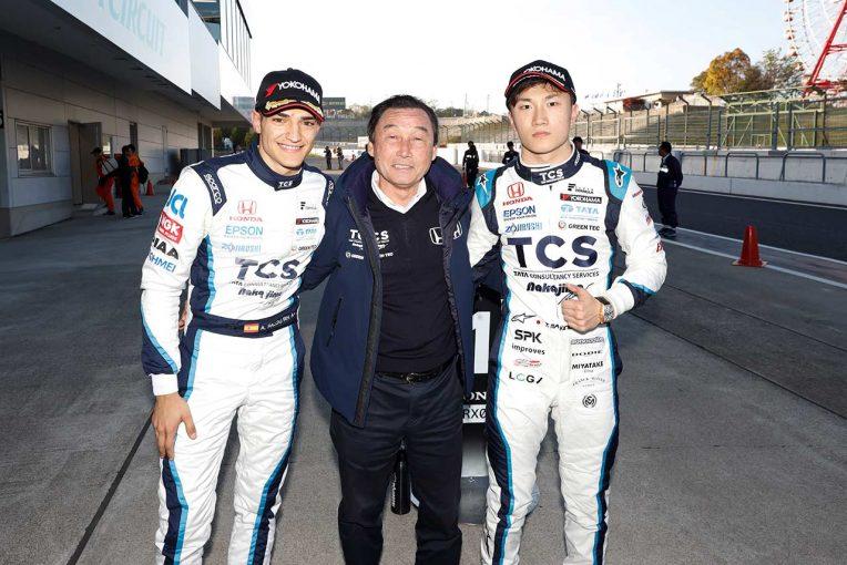 スーパーフォーミュラ | スーパーフォーミュラ第1戦予選でフロントロウ独占のNakajima Racing、メカニック&エンジニアを募集