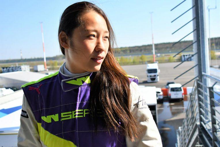 海外レース他 | 「F1ドライバーになるための足がかり」。小山美姫が女性向けフォーミュラ『Wシリーズ』で目指すもの