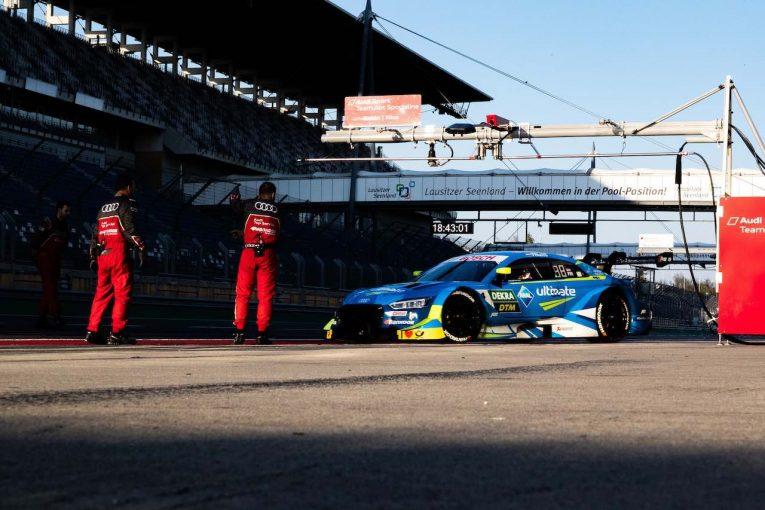 海外レース他 | DTM:公式テストはアウディがトップ5独占。ベルガー代表「何が起こるかわからない」シーズンを期待
