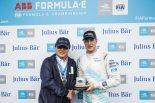 2018/19年シーズン、フォーミュラEにデビューしたストフェル・バンドーンは第5戦香港E-Prixでポールポジションを獲得した