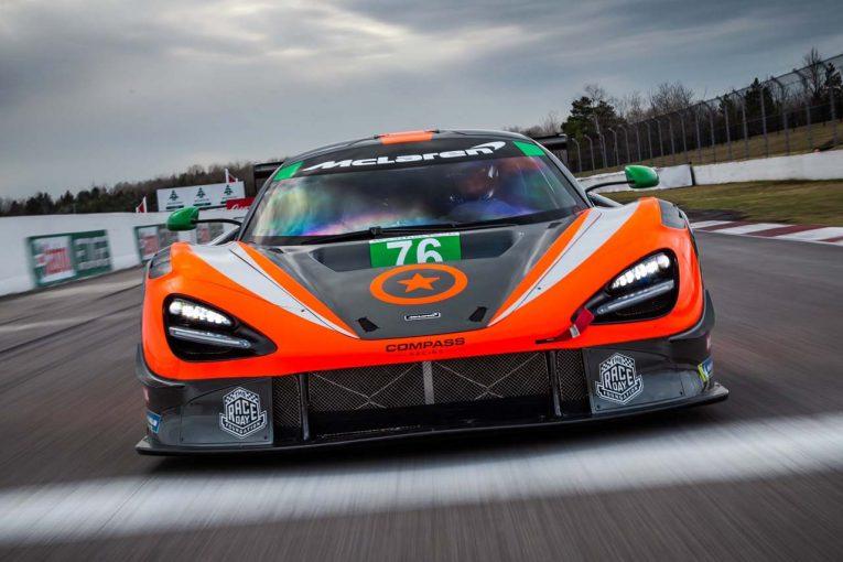 ル・マン/WEC | マクラーレン、IMSAと複数年パートナーシップ締結。第4戦から720S GT3が参戦へ