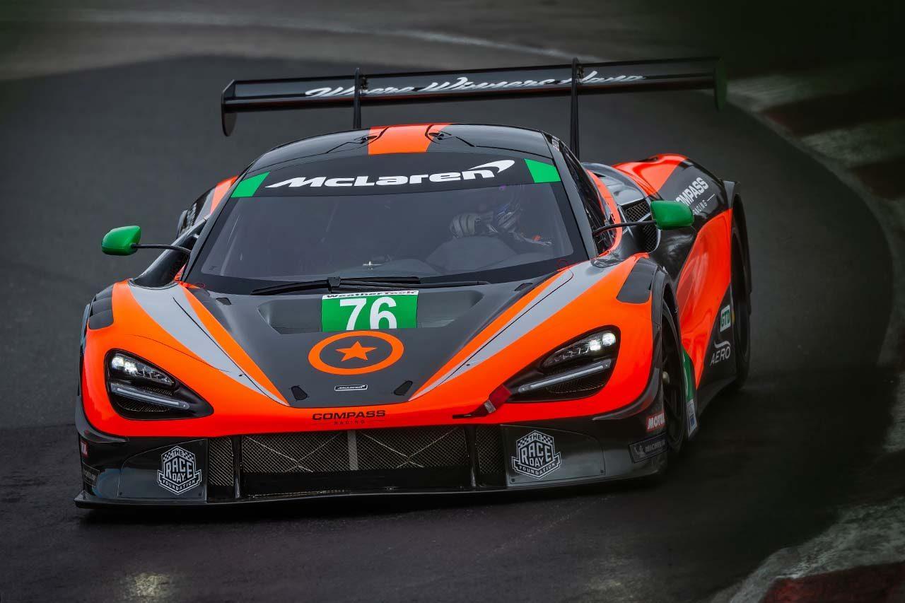 マクラーレン、IMSAと複数年パートナーシップ締結。第4戦から720S GT3が参戦へ