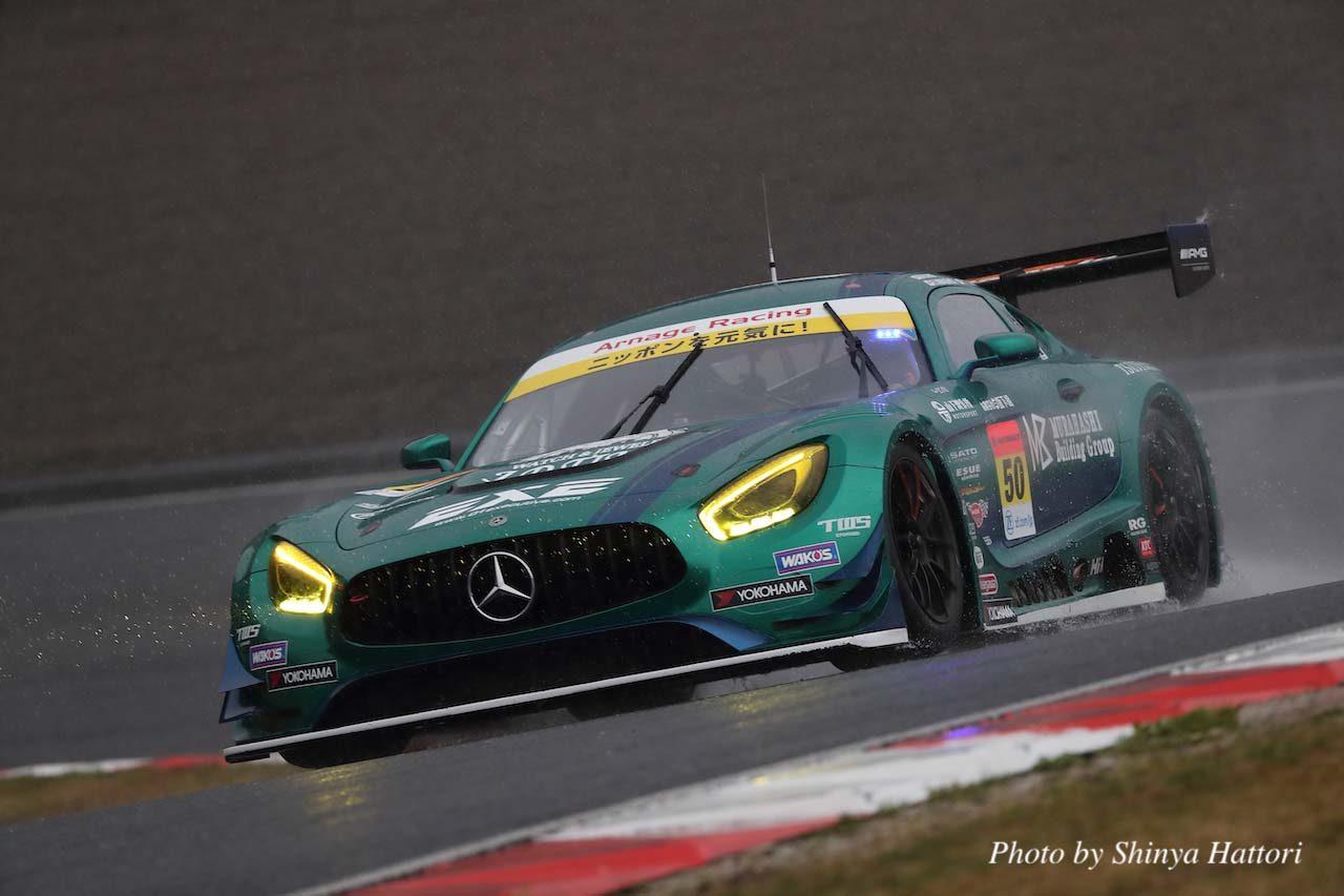 Arnage Racing 2019スーパーGT第1戦岡山 レースレポート