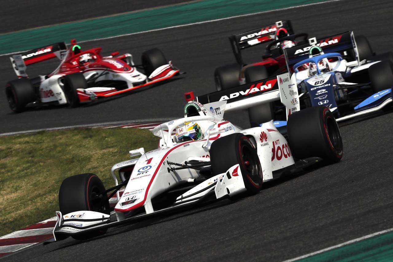 ホンダ 2019スーパーフォーミュラ第1戦鈴鹿 レースレポート