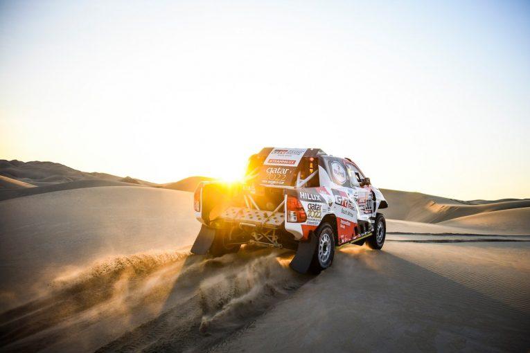 ラリー/WRC | 2020年のダカールラリーは中東サウジアラビアで開催。大会概要は4月25日に発表