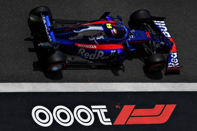 F1 | 速さはあるものの成長途上のアルボンと落ち着きを失ったクビアト。チームのポテンシャルは未だ発揮できず/トロロッソ・ホンダF1コラム